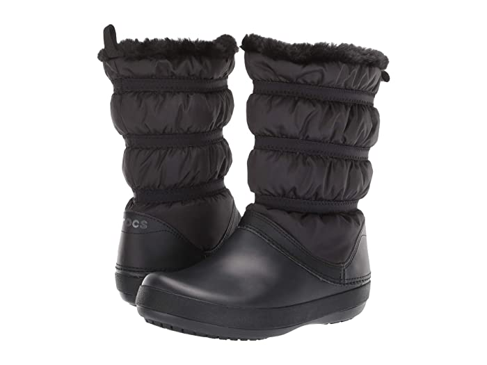 Crocs Damen Stiefel High Cut Crocband II.5 Winter Boot
