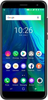 Xifo Wizphone WP003 4G Volte 5.5 Inch Display 4G Smartphone (2GB RAM, 16GB Storage) in Black Colour
