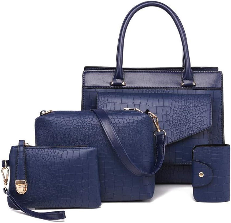 ZLULU Damen-Schultertaschen Damenhandtaschen Damentasche Mit Tasche Aus Geprägtem Sack Sack Sack Mit Diagonaler Schulter B07L2KB5ZL  Sonderaktionen zum Jahresende 6d022a