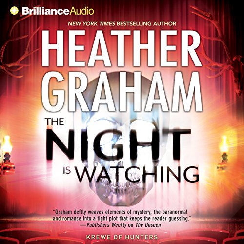 The Night Is Watching audiobook cover art