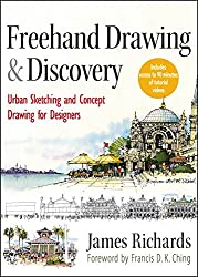 "Studio 56 recommends James Richard's ""Freehand Drawing and Discovery"". This book helps architects, planners, and landscape architects use freehand sketching to quickly and creatively generate design concepts."
