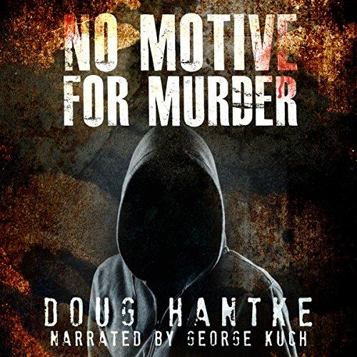 No Motive for Murder audiobook cover art