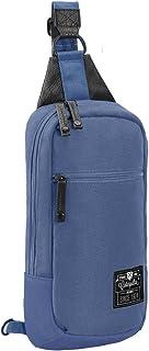 Caterpillar NATA Crossover Bag, (Denim Blue), (83194-358)