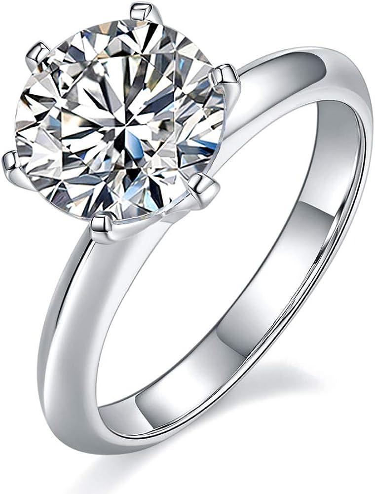 Excellent Cross Rainbow 10k 14k 18k White Engagement Ring Max 53% OFF Wedding Moi Gold