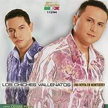 Una Novia En Monterrey by Los Chiches Vallenatos, Osmar Perez (2003-10-07)