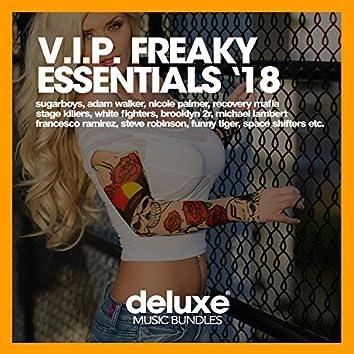 V.I.P. Freaky Essentials '18