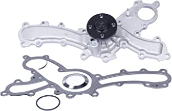 Maxfavor Engine Water Pump for 2006-2014 Lexus GS300 GS350 GS450H IS250 IS350(AW6143)