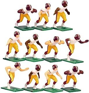 Washington Redskins Away Jersey NFL Action Figure Set