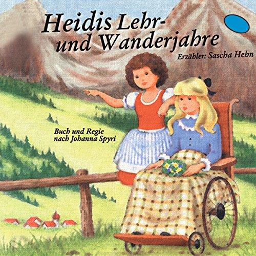 Heidis Lehr- und Wanderjahre Titelbild