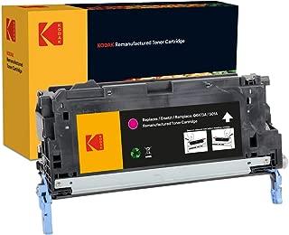 Kodak Supplies 185H647303 碳粉 4000 页 品红色 适用于 Hewlett Packard CLJ3600 兼容 Q6473A/502A