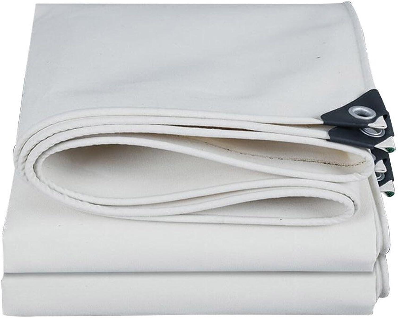 AJZXHE Weiße Segeltuchplane, regendichte Sonnencreme Dicke Plane warm Abriebfest Abriebfest Abriebfest Anti-Aging -Plane B07FXPLVDG  Bestellungen sind willkommen f0b837