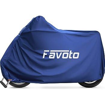- XL JDC Funda Moto 100/% Impermeable ULTIMATE RAIN Resistente, Forro Suave, Paneles Resistentes al Calor, Costuras Selladas