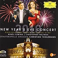 New Year's Eve in Dresden Concert 2010 by Renee Fleming (2011-02-15)