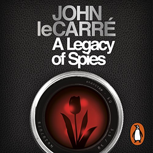 A Legacy of Spies Titelbild