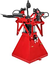 tire spreader for patching tires