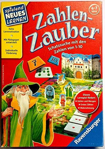 Zahlen-Zauber (250219) Ravensburger Spieleverlag GmbH