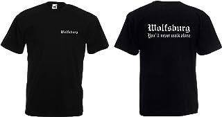 Wolfsburg Herren T-Shirt Fan Ultras