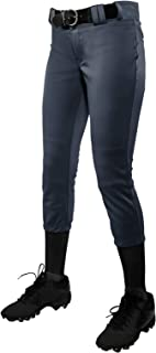 CHAMPRO Youth Tournament Traditional Low-Rise Polyester Softball Pant