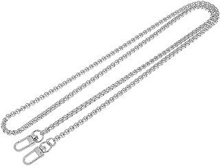 B Baosity 120cm Ersatz Taschenriemen Kette Taschengurt Schulterriemen Umhängeriemen für Damen Handtasche Schultertasche