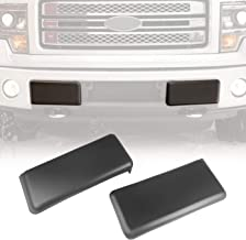 IBACP Front Bumper Guards Pads Inserts Caps Bar Guards Fits Ford F150 2009-2014