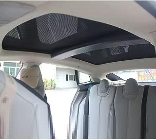 Topfit Sunroof Sunshade Compatible Model S 2012-2015 Version (2 of Set)