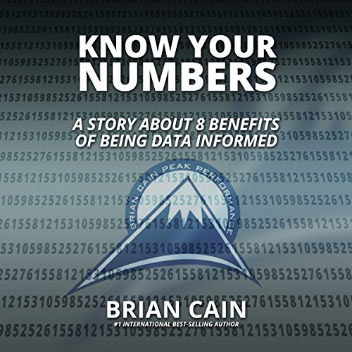 Know Your Numbers Audiobook By Brian Cain cover art