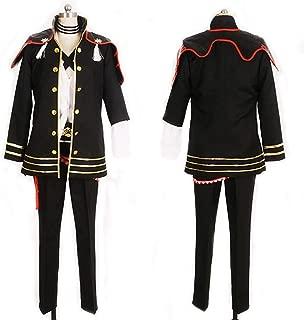 Akashi Kuniyuki Touken Ranbu Normal Ver Uniform Outfit Cosplay Costume