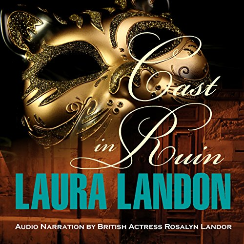 Cast in Ruin audiobook cover art