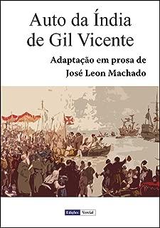 Auto da Índia de Gil Vicente (Portuguese Edition)