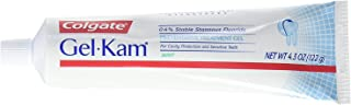 Gel-Kam Fluoride Preventive Treatment Gel Mint Flavor 4.30 oz (Pack of 4)