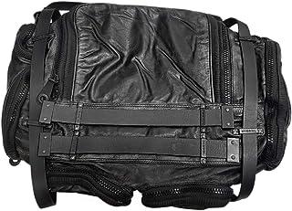 Diesel 迪塞旅行包,行李箱,手提包,手提行李,黑色/灰色,6 升,00XB75PR458T8013
