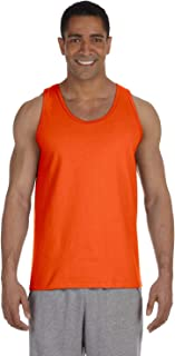 c826150e73c021 Gildan 2200- Classic Fit Adult Tank Top Ultra Cotton - First Quality -  Orange -