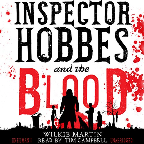 Inspector Hobbes and the Blood audiobook cover art