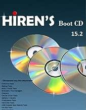 Hiren's Boot CD 15.2-Emergency Repair Disc Windows Recovery Repair CD