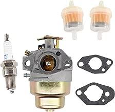USPEEDA Carburetor Carb Kit for Troy Bilt TB240 Lawn Mower 160cc 12AVB2AQ711 21
