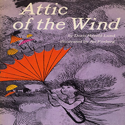Attic of the Wind  audiobook cover art