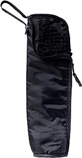 山崎産業 カサケース 折り畳み傘用 SUSU 抗菌 スマート ブラック 全長28cmまで対応 185948