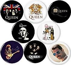 Best queen band pins Reviews