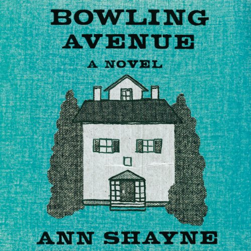 Bowling Avenue audiobook cover art