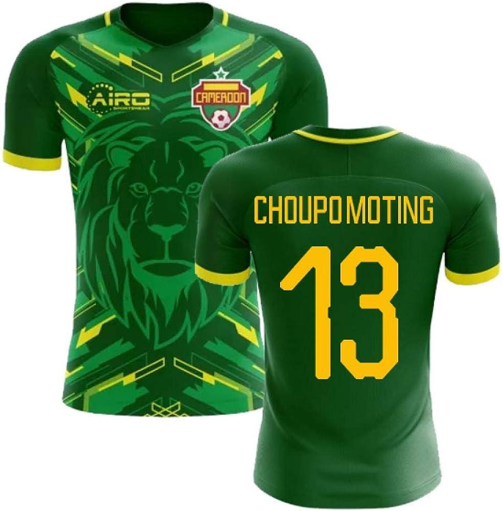 Airosportswear 2020-2021 Phoenix Mall quality assurance Cameroon Home T Concept Football Soccer