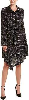 فستان نيكول ميلر Ditzy Dandelion غير متماثل للنساء