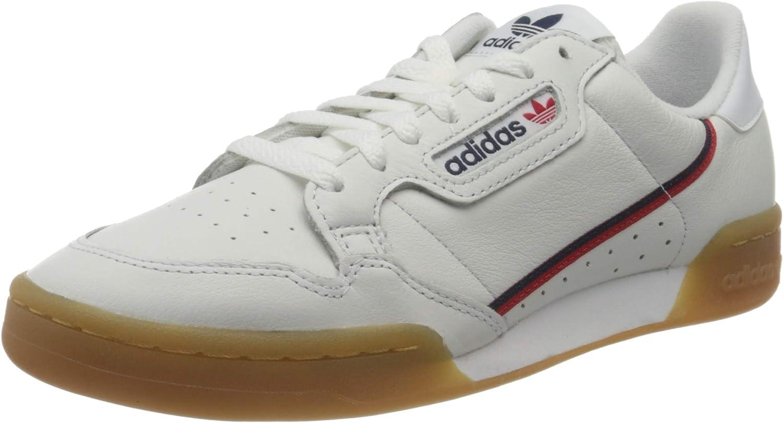 adidas Continental 80, Zapatillas de Gimnasia Hombre
