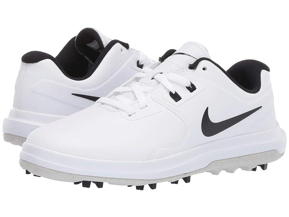Nike Golf Vapor Pro (Little Kid/Big Kid) (White/Black/Pure Platinum) Men