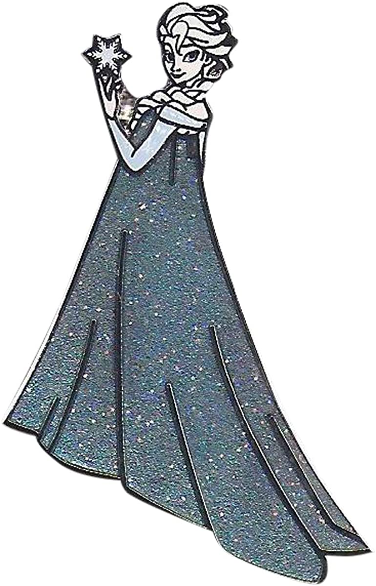 Disney Trading Pins - Elsa From Disney's Frozen : Clothing, Shoes & Jewelry
