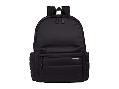 Hedgren Jeannie Puffer Backpack (Black) Backpack Bags