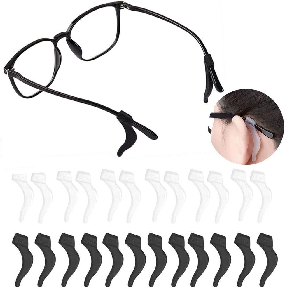 HKIDEE Eyeglass Ear Grip Anti - Max supreme 71% OFF Comfortable Elast Slip Silicone