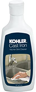 kohler enameled cast iron