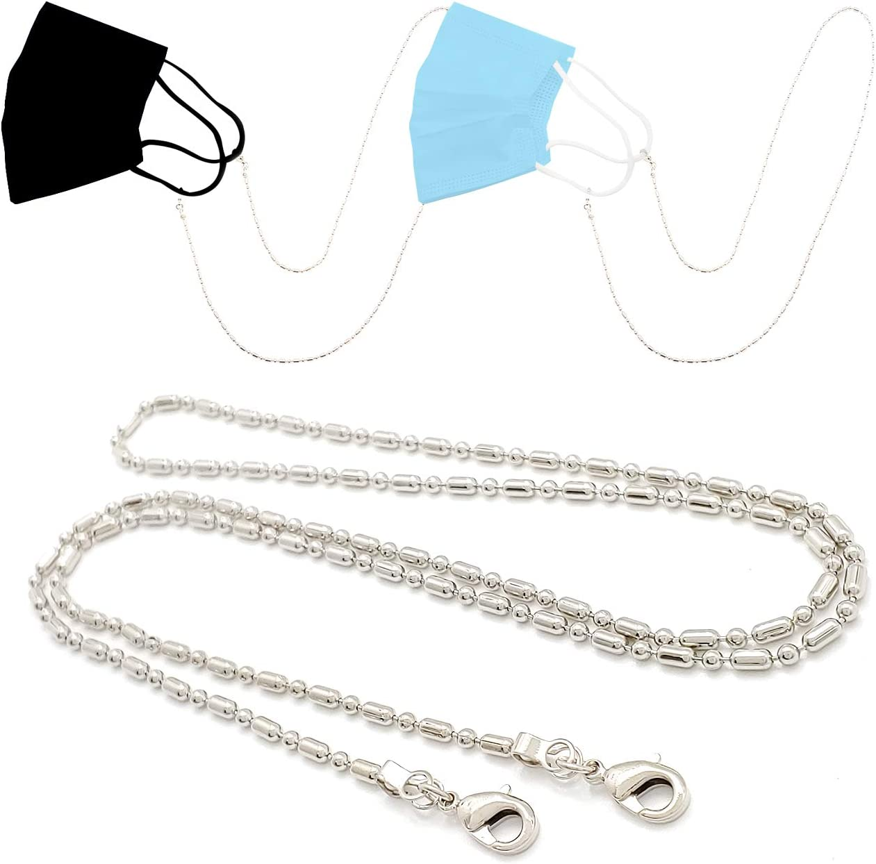 Face Weekly update Mask Chain Outstanding Holder Lanyard Strap