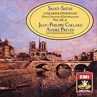 Saint-Saens: Piano Concertos 2 & 4