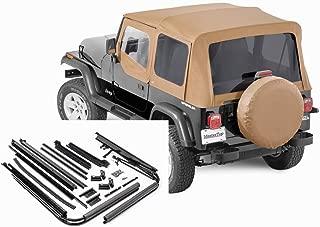 MasterTop 15601117 Spice Diamond Jeep Soft Tops